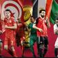 شاهد.. ردة فعل مغترب يمني غاضب بعد خروج المنتخبات العربية من كأس العالم (فيديو)