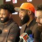 Cleveland Browns Scribbles: Giants think Odell Beckham is a 'cultural problem' – Terry Pluto