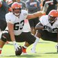 Cleveland Browns: What is the message with Austin Corbett not starting? — Terry Pluto